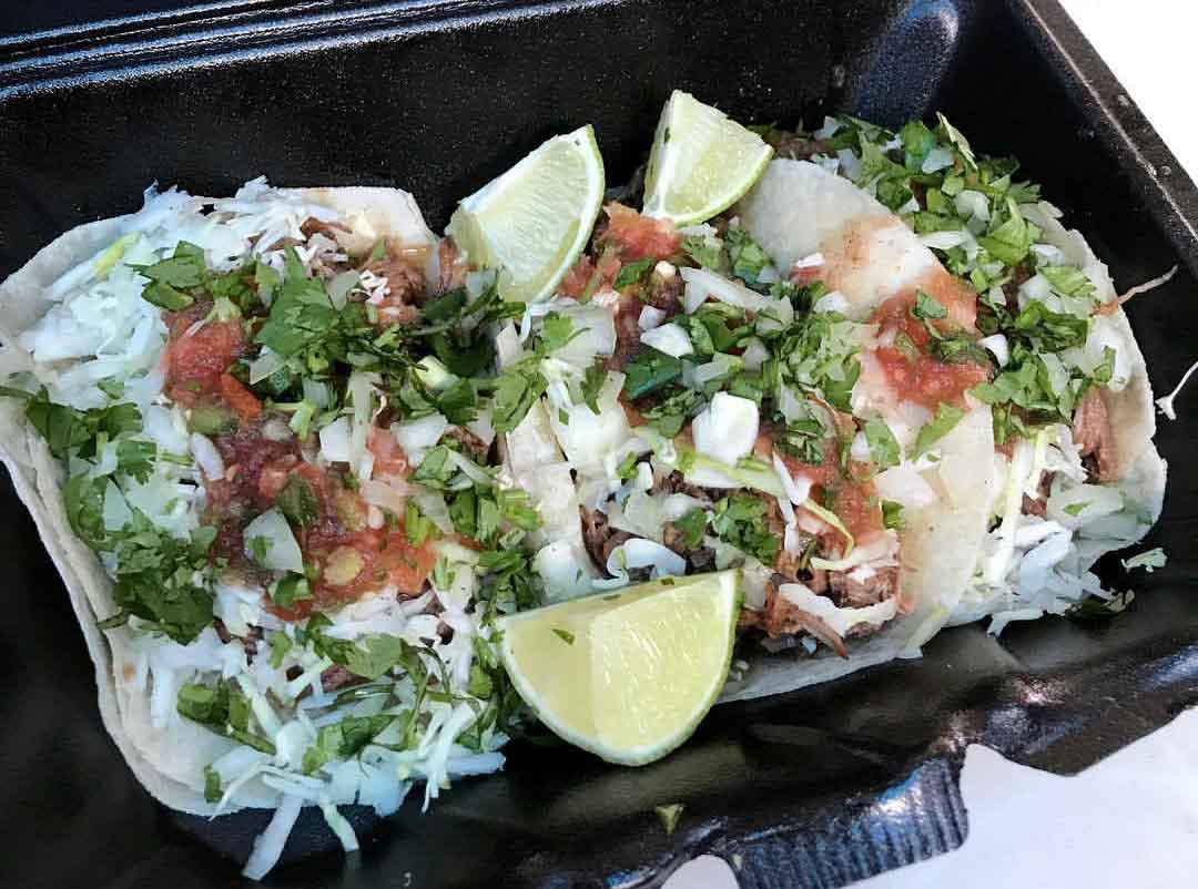 Tucson Mexican Food Truck